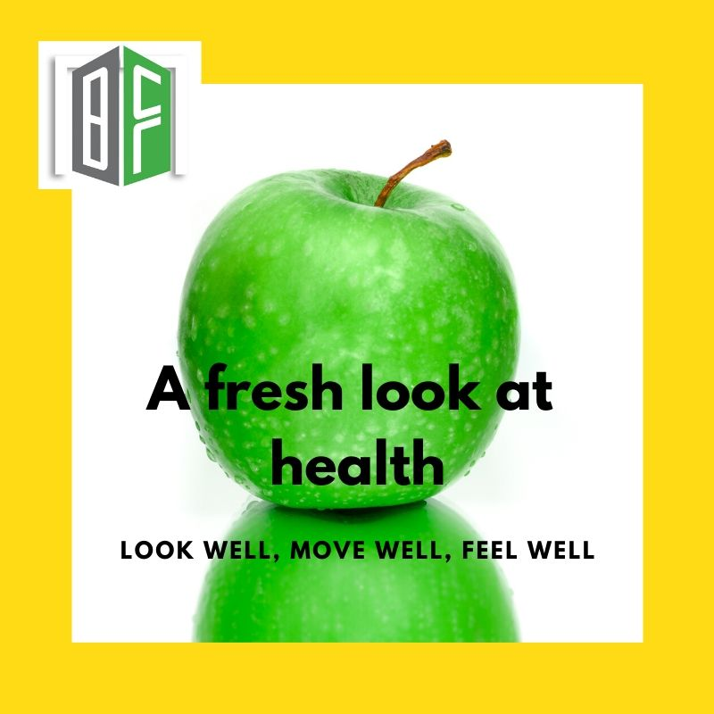 A fresh look at health