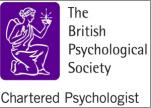 BPS chartered psychologist logo