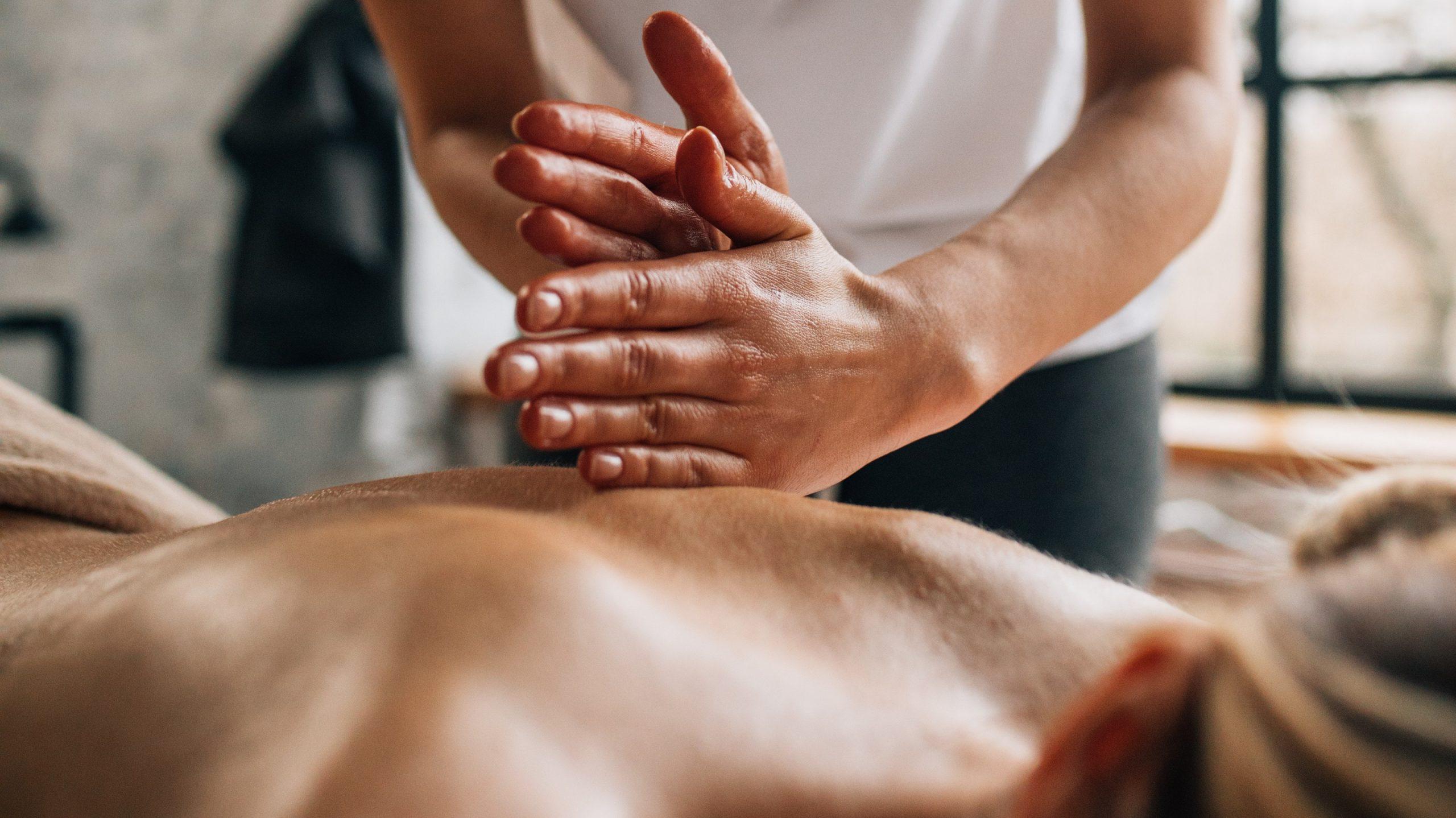 Back Massage Banner